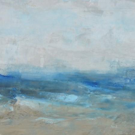 Cuadro abstracto de la artista EMMA. Pintura en acrilico en 180x80cm y 160x80cm. Pintura arte