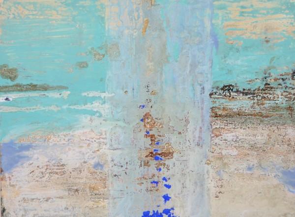 Cuadro abstracto del artista MEDINA. Pintura en acrílico en 130X97cm y 150x100cm. Pintura arte