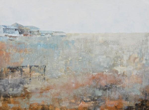 Cuadro abstracto del artista JEREMIAS . Pintura en acrilico en 130x97cm y 150x100cm. Pintura arte