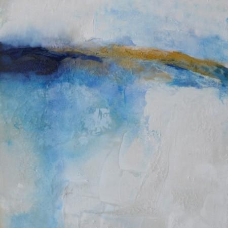 Cuadro abstracto de la artista EMMA. Pintura en acrilico en 97x130cm y 150x100cm. Pintura arte