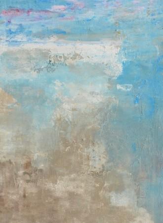 Cuadro abstracto de la artista EMMA. Pintura en acrilico en 80x180cm y 80x160cm. Pintura arte